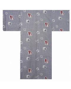 Herren Yukata Kimono Grosse Freiheit