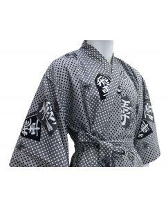Yukata Kimono Shogi Detail 1