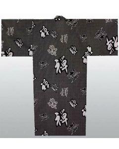 Yukata-Kimono-Zen-mit-Muster-1
